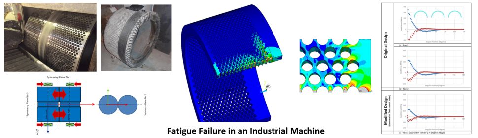 Fatigue in Industrial Machine