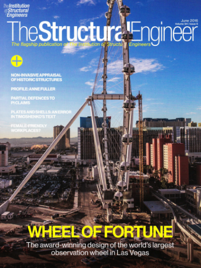 Structural Engineering Magazine : Rma s timoshenko article in the structural engineer
